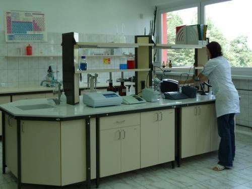 pracownia fizykochemii wody w03 ab