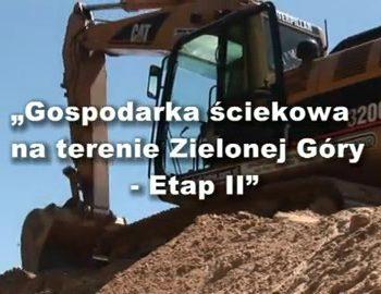 gospodarka sciekowa na terenie zielonej gory etap ii cz 1 35