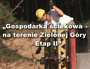 gospodarka sciekowa na terenie zielonej gory etap ii cz 1 5