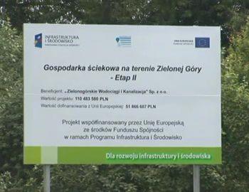 gospodarka sciekowa na terenie zielonej gory etap ii cz 1 9
