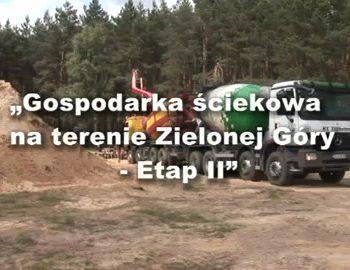 gospodarka sciekowa na terenie zielonej gory etap ii cz 2 29