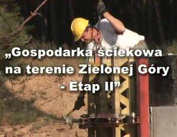 gospodarka sciekowa na terenie zielonej gory etap ii cz 2 40